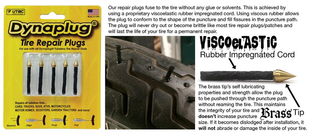 Dynaplug® Tire Repair Plugs